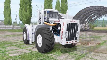 Big Bud 747 dynamic hoses para Farming Simulator 2017