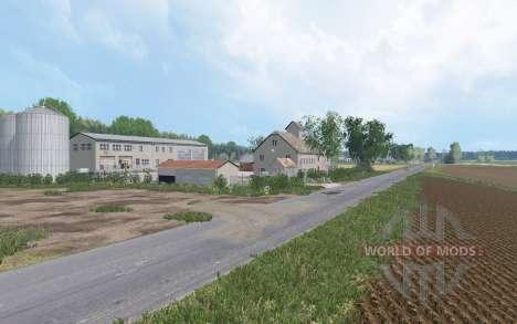 Interior v1.5 para Farming Simulator 2015