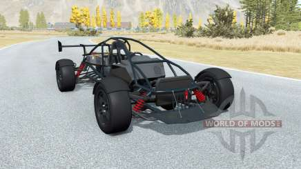 Civetta Bolide Track Toy v2.2 para BeamNG Drive
