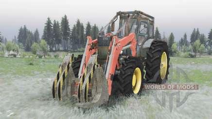 T 40АМ carregador para Spin Tires
