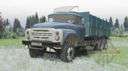 ZIL 133Г2 para Spin Tires