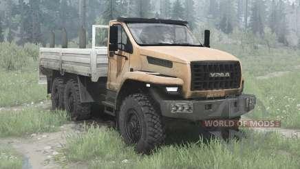 Ural Próximo (4320-6951-70) 2015 para MudRunner