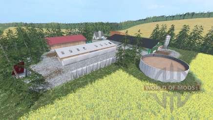 Hochkamp para Farming Simulator 2015