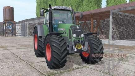 Fendt 818 Vario TMS v2.0 para Farming Simulator 2017