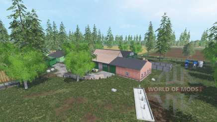 O norte da Alemanha v1.2 para Farming Simulator 2015