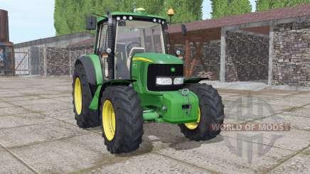 John Deere 6420 v5.0.0.1 para Farming Simulator 2017