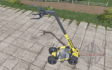 New Holland TH 7.42 para Farming Simulator 2017