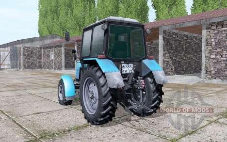 Bielorrússia MTZ 1025 luz de trabalho para Farming Simulator 2017