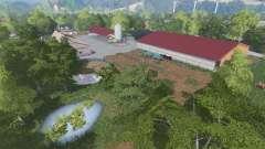 A Área Circundante De Cuxhaven para Farming Simulator 2017