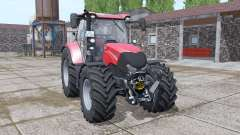 Case IH Maxxum 135 pack para Farming Simulator 2017
