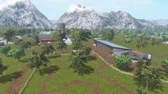 Fazenda Morro Alto para Farming Simulator 2017