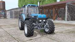 New Holland 8340 wide tyre para Farming Simulator 2017