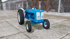 Fordson Super Major 1961 v2.0 para Farming Simulator 2017
