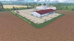 Im Osten Deutschlands v1.1 para Farming Simulator 2017