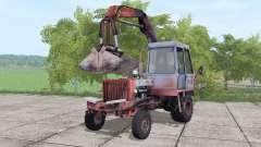 PEA-1A para Farming Simulator 2017