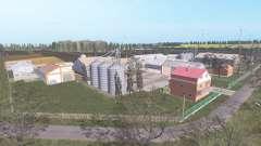 Polaco campos para Farming Simulator 2017