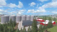 OBrien Farms para Farming Simulator 2017
