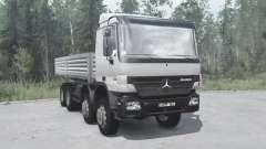 Mercedes-Benz Actros 4141 (MP2) 2003 v4.0 para MudRunner