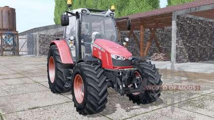 Massey Ferguson 5710 S Dyna-VT para Farming Simulator 2017