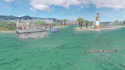 O Delta del Ebro v1.1 para Farming Simulator 2015