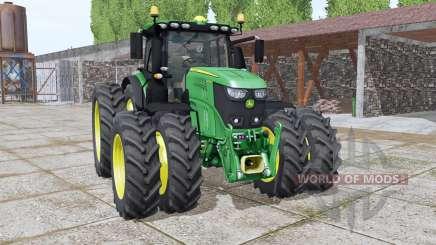 John Deere 6250R bugs fixed v1.1 para Farming Simulator 2017