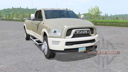 Dodge Ram 3500 Heavy Duty Crew Cab v1.3 para Farming Simulator 2017