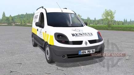 Renault Kangoo Express 2004 para Farming Simulator 2017