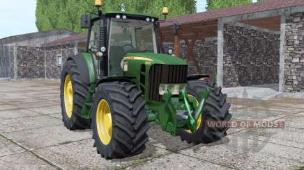 John Deere 6930 more options para Farming Simulator 2017