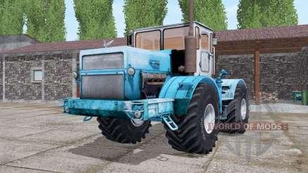 Kirovets K-700A luz azul para Farming Simulator 2017