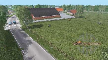 Tunxdorf v3.1 para Farming Simulator 2015