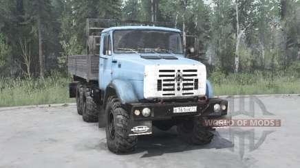 ZIL 4334 1995 6x6 para MudRunner