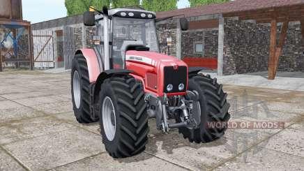 Massey Ferguson 6460 para Farming Simulator 2017