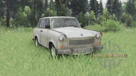 Trabant 601 para Spin Tires