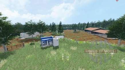 Landliche Idylle para Farming Simulator 2015