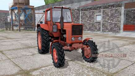MTZ 82 Bielorrússia com Kun para Farming Simulator 2017