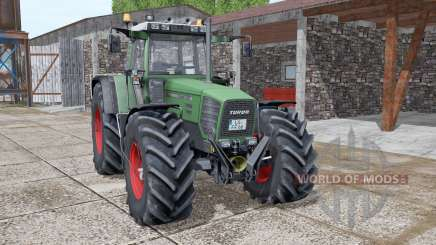 Fendt Favorit 824 Turboshift v3.0 para Farming Simulator 2017