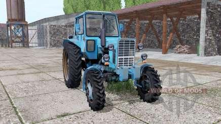 MTZ 82 Bielorrússia 1985 animado peças para Farming Simulator 2017