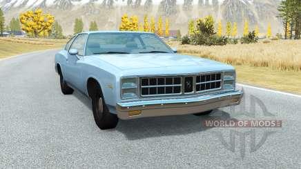 Bruckell Moonhawk 85hp para BeamNG Drive