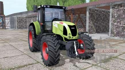 CLAAS Arion 620 opening doors para Farming Simulator 2017