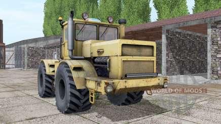 Kirovets K-700A mecanismo de seleção para Farming Simulator 2017