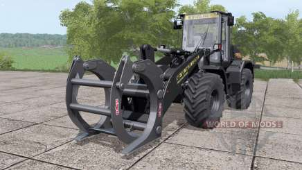 New Holland W170C v1.4.0.5 para Farming Simulator 2017