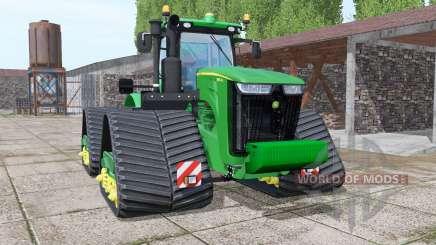 John Deere 9560RX 1250hp para Farming Simulator 2017