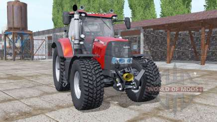 Case IH Puma 175 CVX red viper para Farming Simulator 2017
