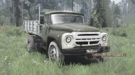 ZIL 130B 1964 para MudRunner