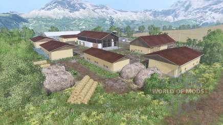 Paradise Valley para Farming Simulator 2015