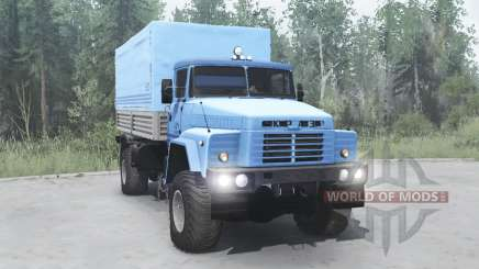KrAZ 260 4x4 para MudRunner