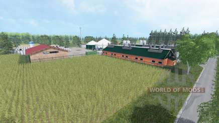 Klein Nordende para Farming Simulator 2015