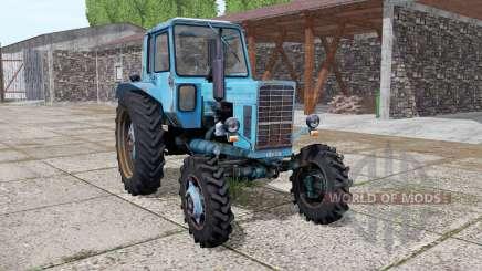 MTZ 82 Bielorrússia 1985 para Farming Simulator 2017