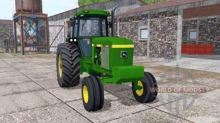 John Deere 4240 v4.0 para Farming Simulator 2017