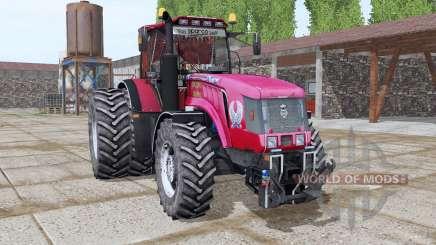 Bielorrússia 3022ДЦ.1 escolha de rodas para Farming Simulator 2017